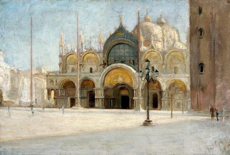 Basilique de Saint Marc à Venise