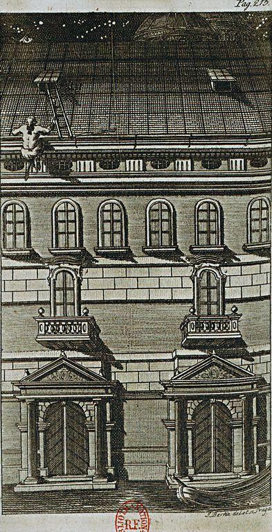 Evasion de Giacomo Casanova de la prison des plombs à Venise.