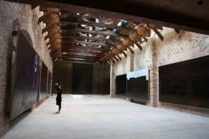 Punta della Dogana à Venise, art contemporain à Venise [Dorsoduro]