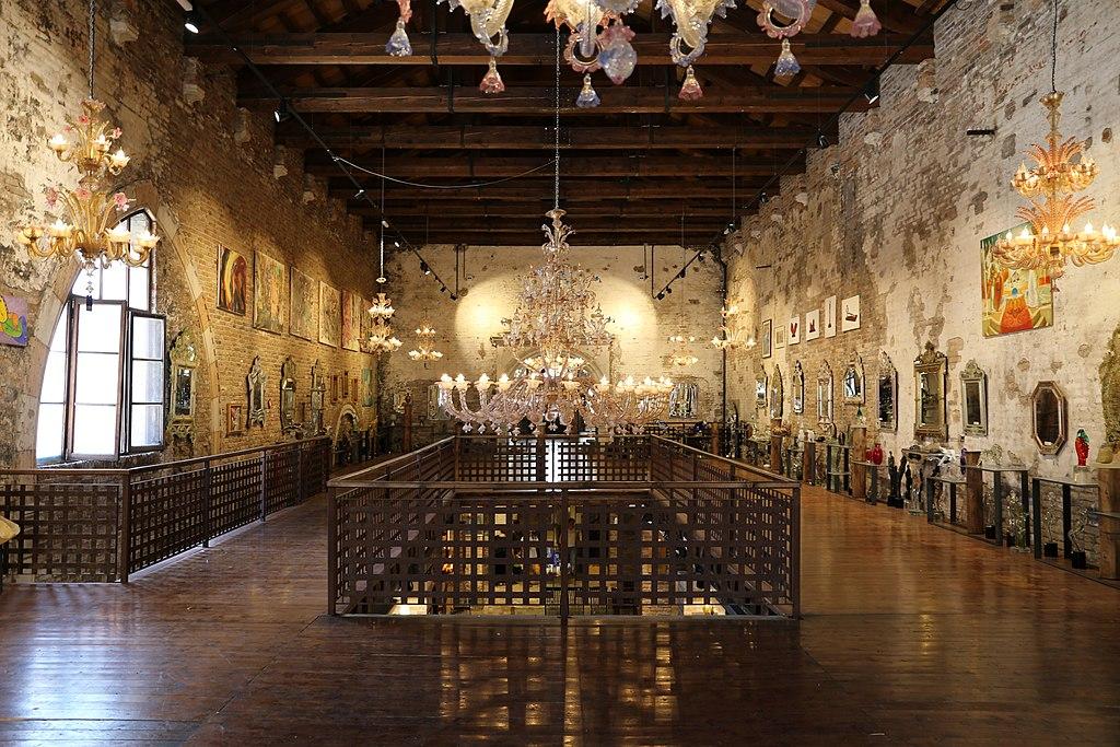 ex-chiesa di Santa Chiara à Murano près de Venise - Photo de sailko