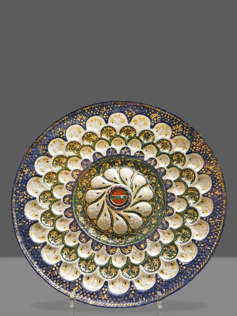 Céramique à la Stanze del Vetro à Venise - Photo de Dalbera