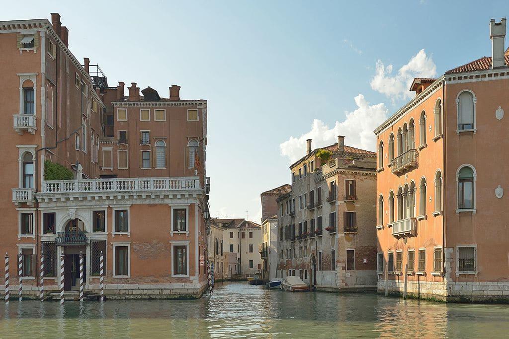 Quartier de San Polo à Venise