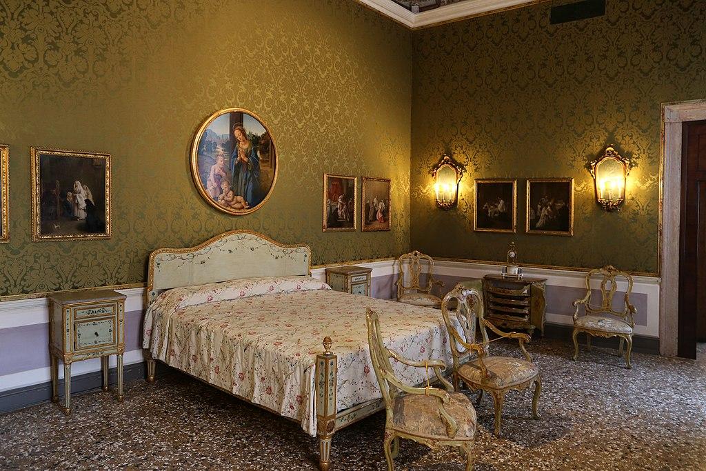 Chambre du Palazzo Querini Stampalia à Venise - Photo de Sailko