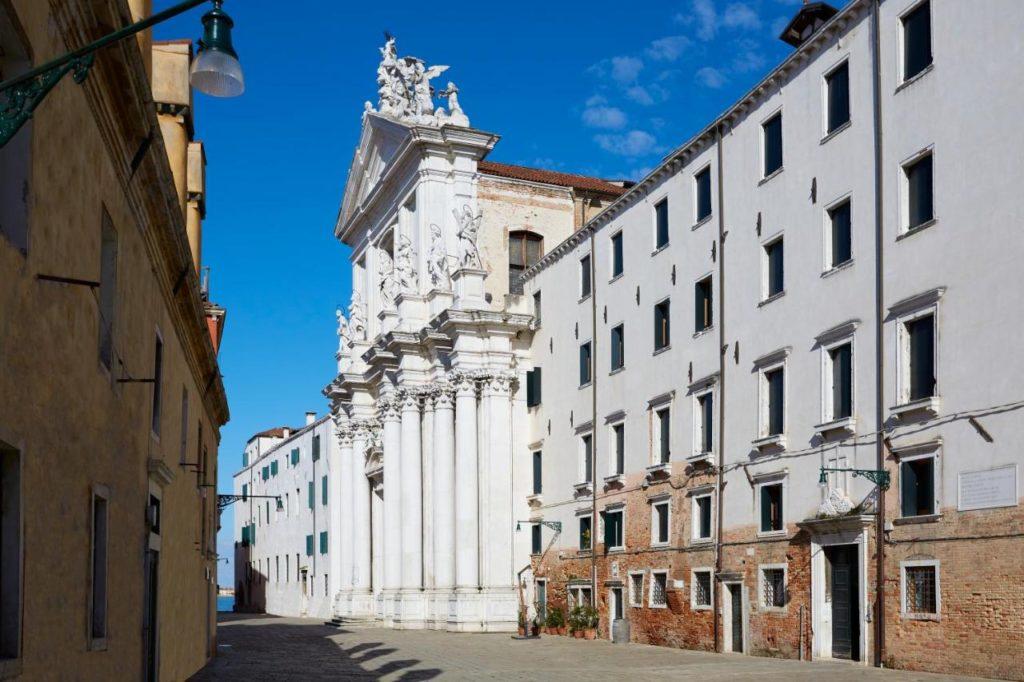 Auberge des Jésuites, auberge de jeunesse à Venise.