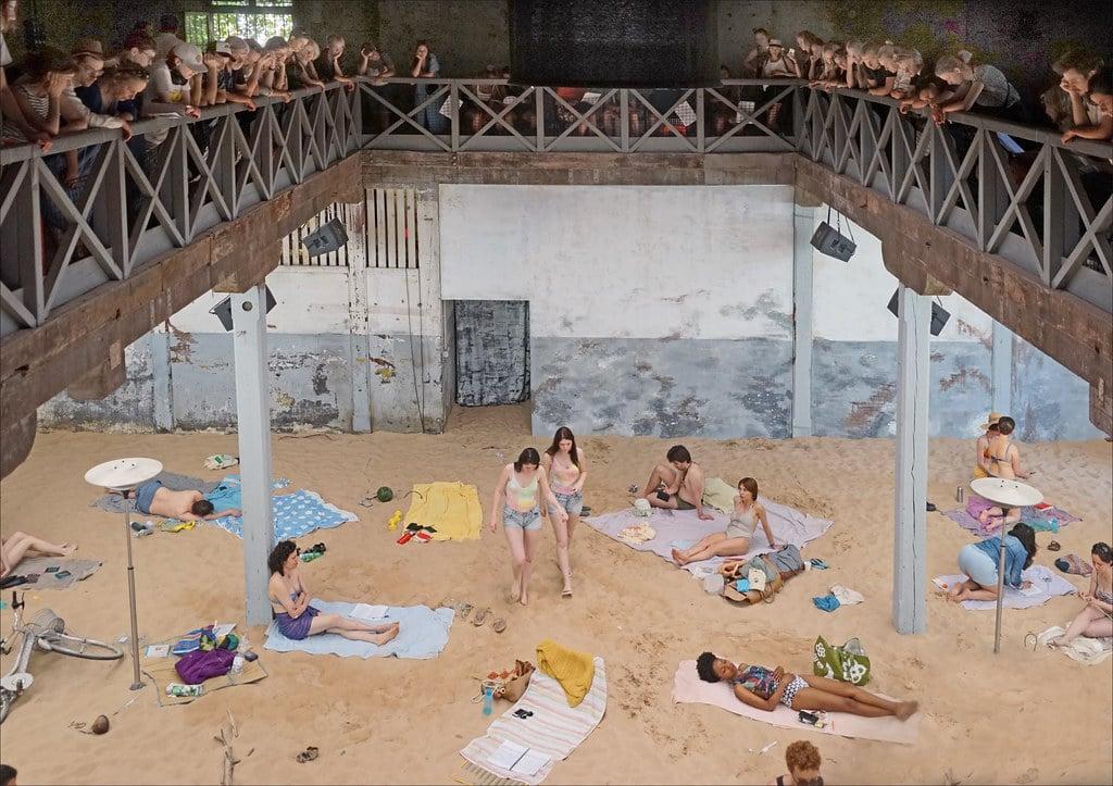 Biennale de Venise 2019 : Pavillon de Lituanie - Photo de Dalbera