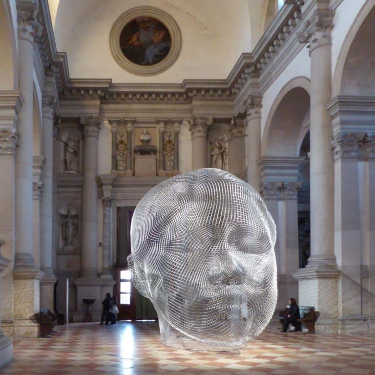 """Biennale de Venise : """"Mist"""" par Jaume Plensa"""