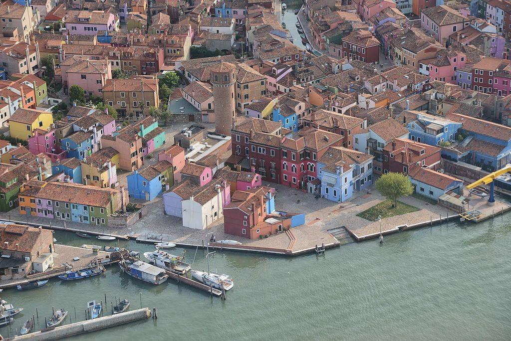 venise burano Aerial_photographs_of_Venice_2013,_Anton_Nossik,_005