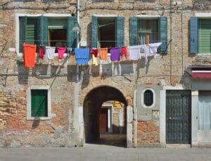 Quartier de Dorsoduro à Venise