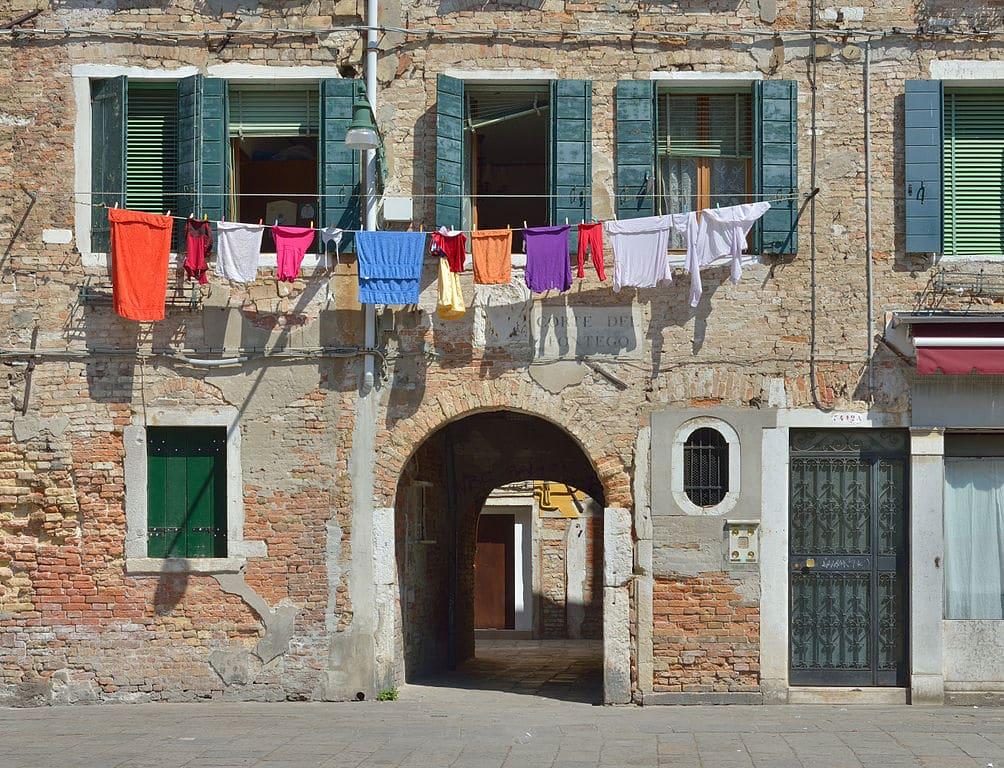 Campo Margherita dans le quartier de Dorsoduro à Venise - Photo de Wolfgang Moroder