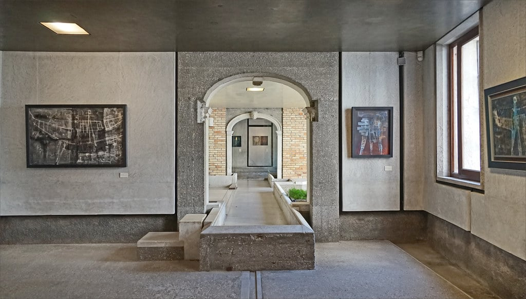 Dans la fondation Querini Stampalia à Venise - Photo de Dalbera