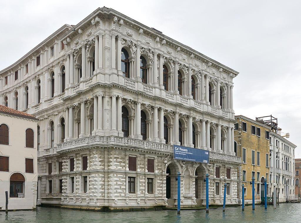 Musée d'art moderne et asiatique à la Ca'Pesaro à Venise - Photo de Wolfang Moroder
