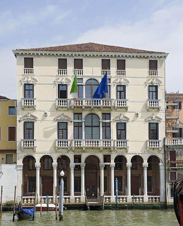 Palazzo Michiel dalle Colonne à Venise - Photo de Didier Descouens