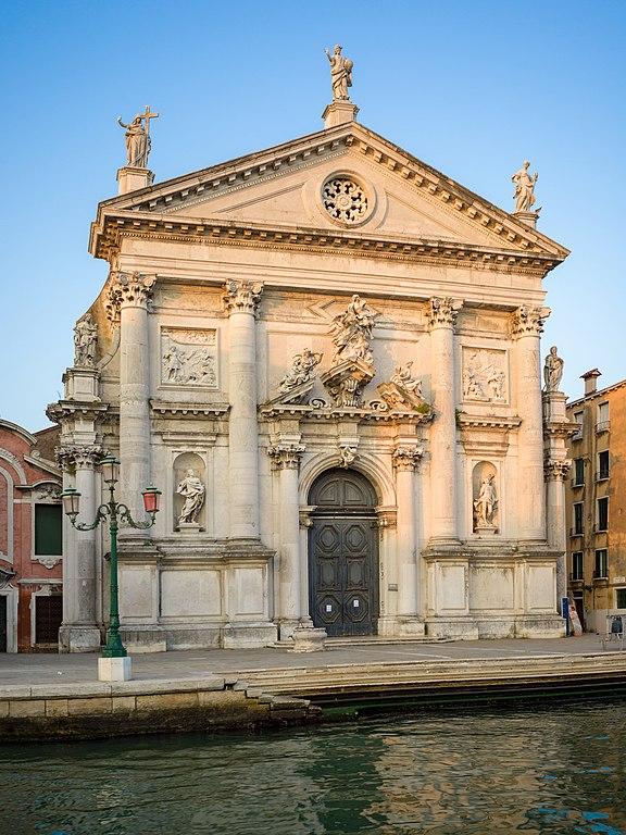 Eglise de San Stae à Venise - Photo de Wolfang Moroder