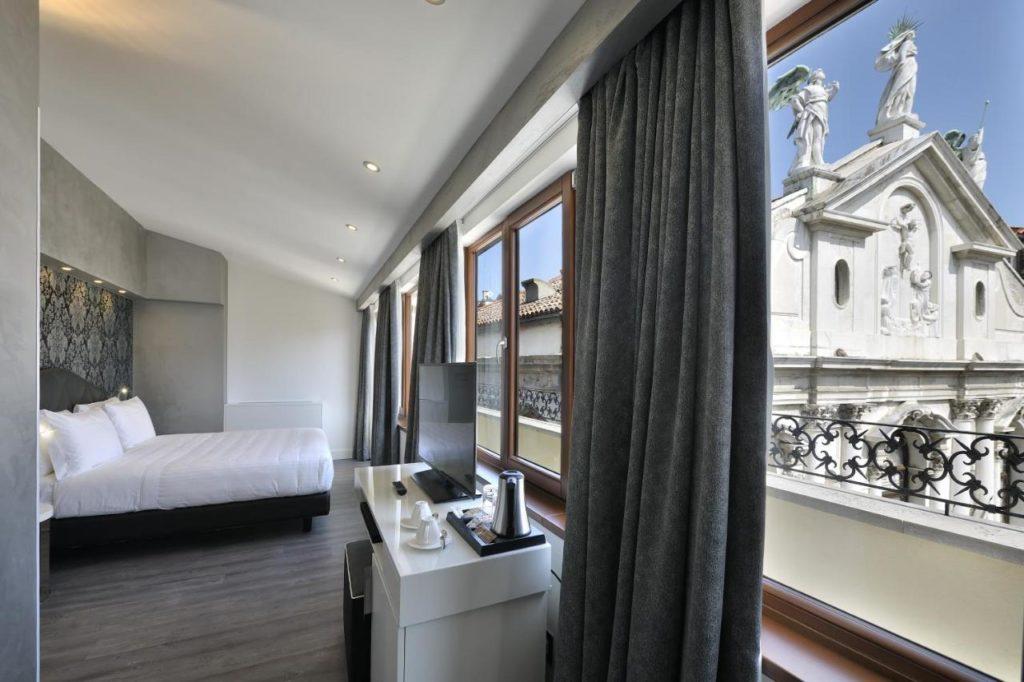 Hotel Al Teatro Palace : Hotel de luxe à Venise.