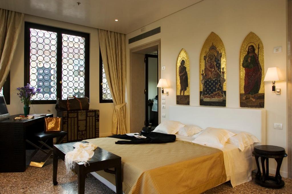 Hotel Ca' Nigra Lagoon : Hotel de luxe à Venise.