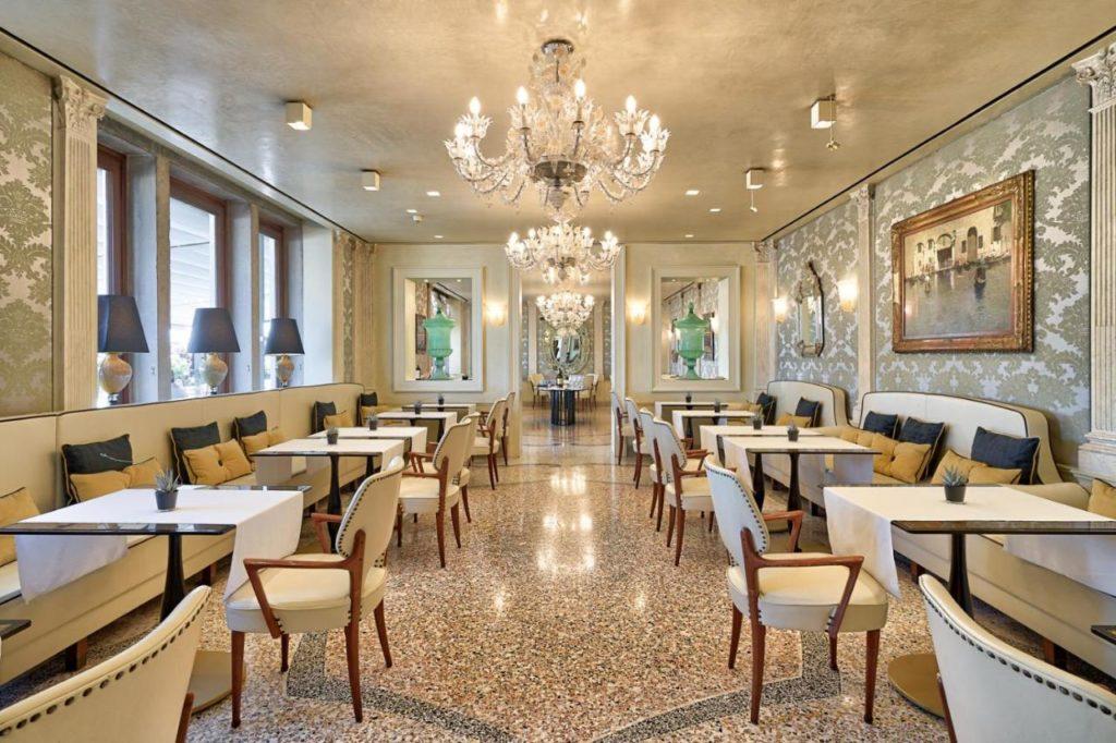 Hotel Londra Palace : Hotel de luxe à Venise.