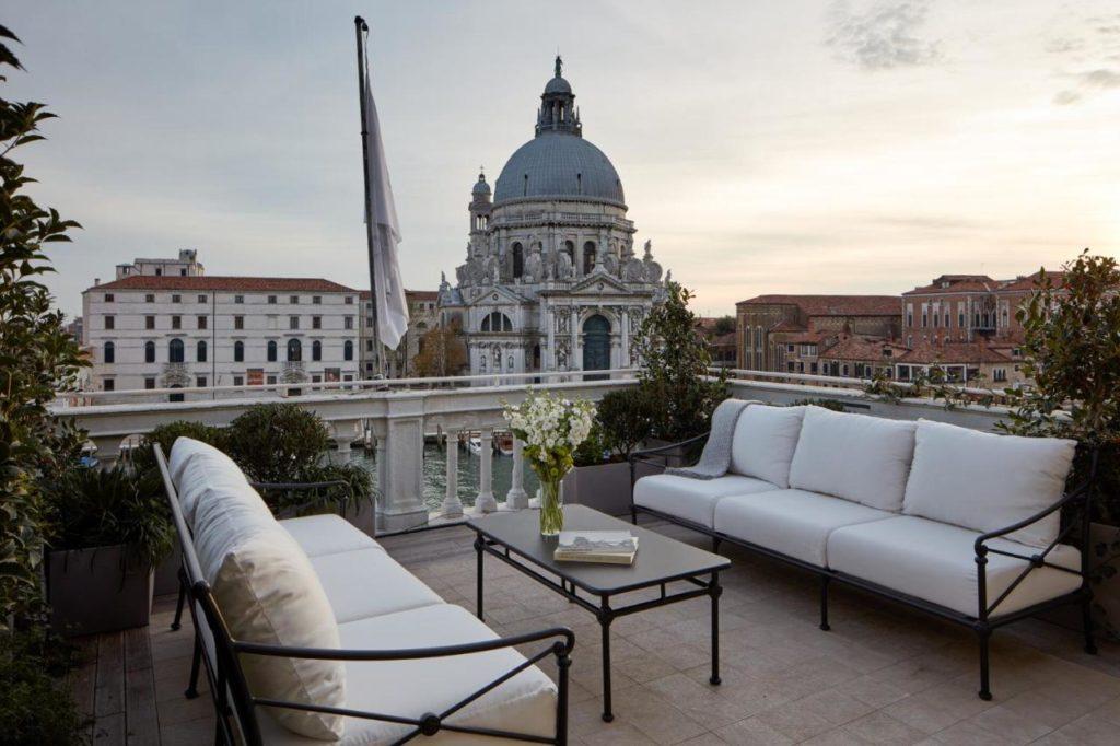 Hotel St Regis : Hotel de luxe à Venise.
