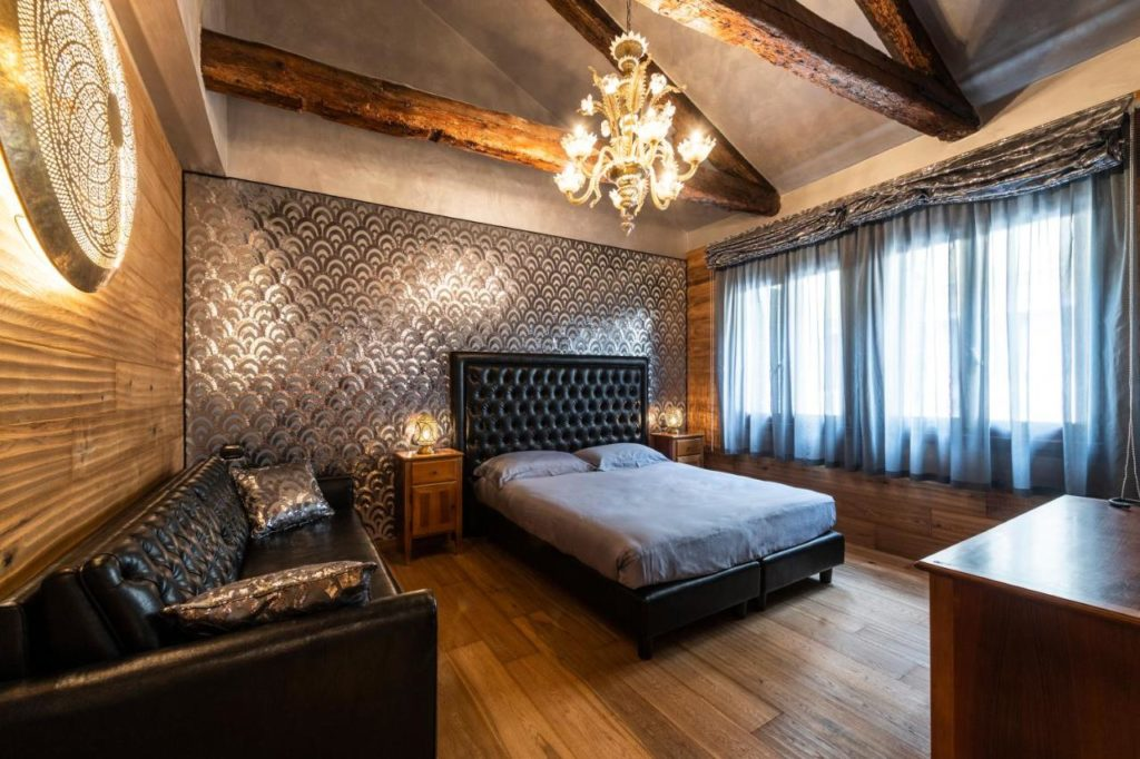 Hotel Abbazia, hôtel pas cher à Venise.