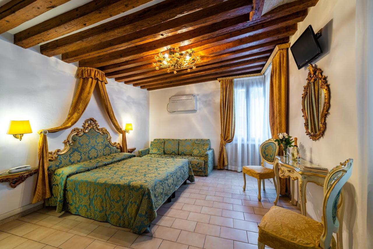 7 hôtels pas chers à Venise : Désuets, mignons et abordables