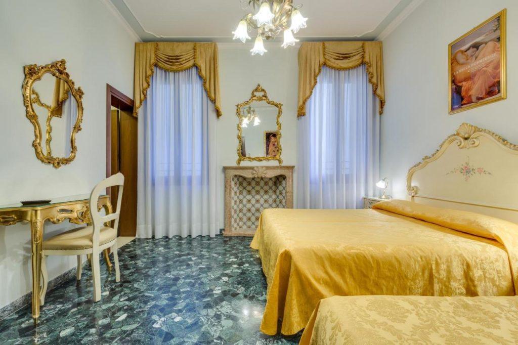 Hotel At Leonard, hôtel pas cher à Venise.