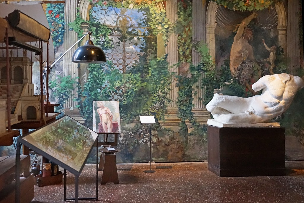 Museum Pass : Palazzo Fortuny à Venise - Photo de Dalbera
