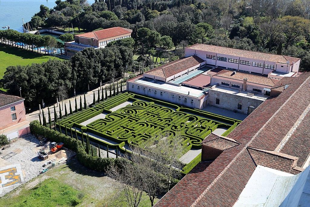 Fondation Cini à Venise : Expos dans un couvent, dans un jardin et autour du verre