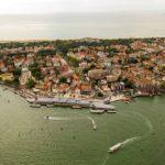 Quartier du Lido à Venise