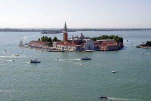 Ile San Giorgio Maggiore à Venise : l'île couvent