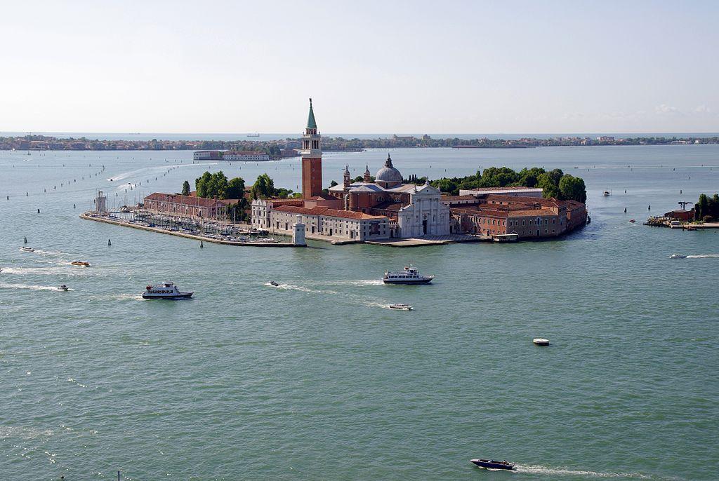 Île de San Giorgio Maggiore près de Venise - Photo de Jakub Hałun