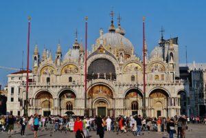Basilique Saint Marc de Venise