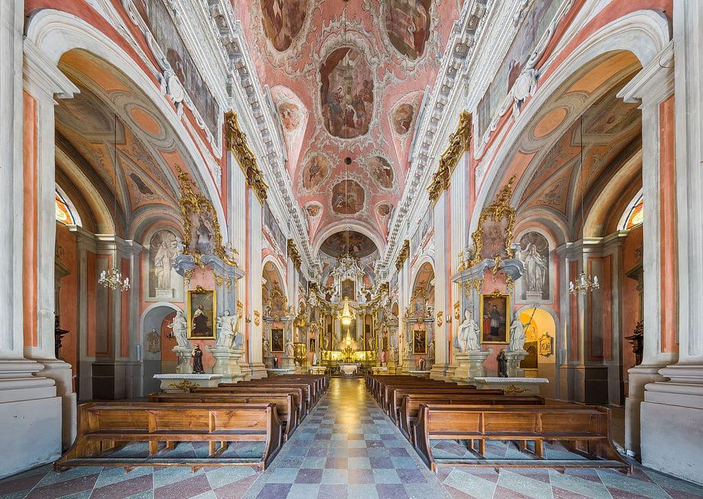 Eglise Sainte Thérèse à Vilnius - Photo de Diliff