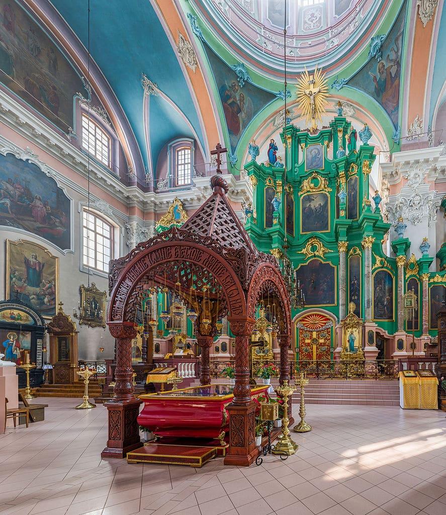 Eglise orthodoxe du Saint Esprit à Vilnius - Photo de Diliff