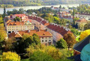 Powiśle & Mariensztat, quartiers méconnus et étudiants de Varsovie