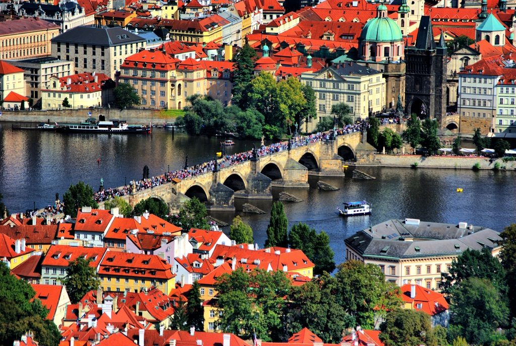 Hotel à Prague : Trouver un hébergement agréable et bien situé et d'un bon rapport qualité / prix.