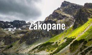 Visiter Zakopane, merveilleuse station de ski près de Cracovie